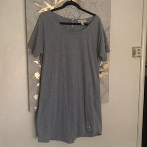 Michael Kors Cotton T-shirt dress...Size L